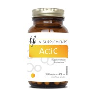 Acti C – vitamin C – 120 caps 470 mg