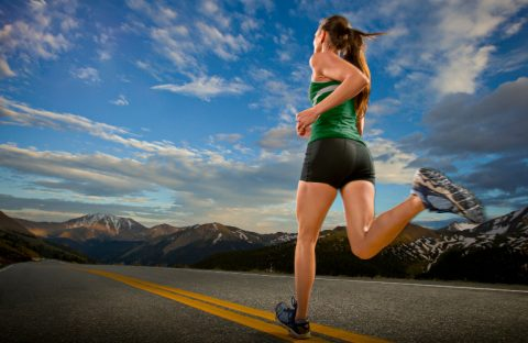 FEMALE-RUNNING
