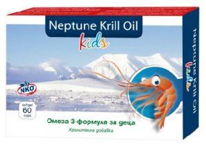 Нептун Крил Ойл Кидс