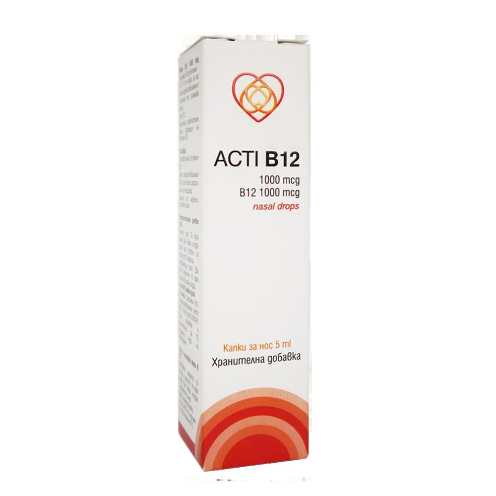 Как сделать витамин б12