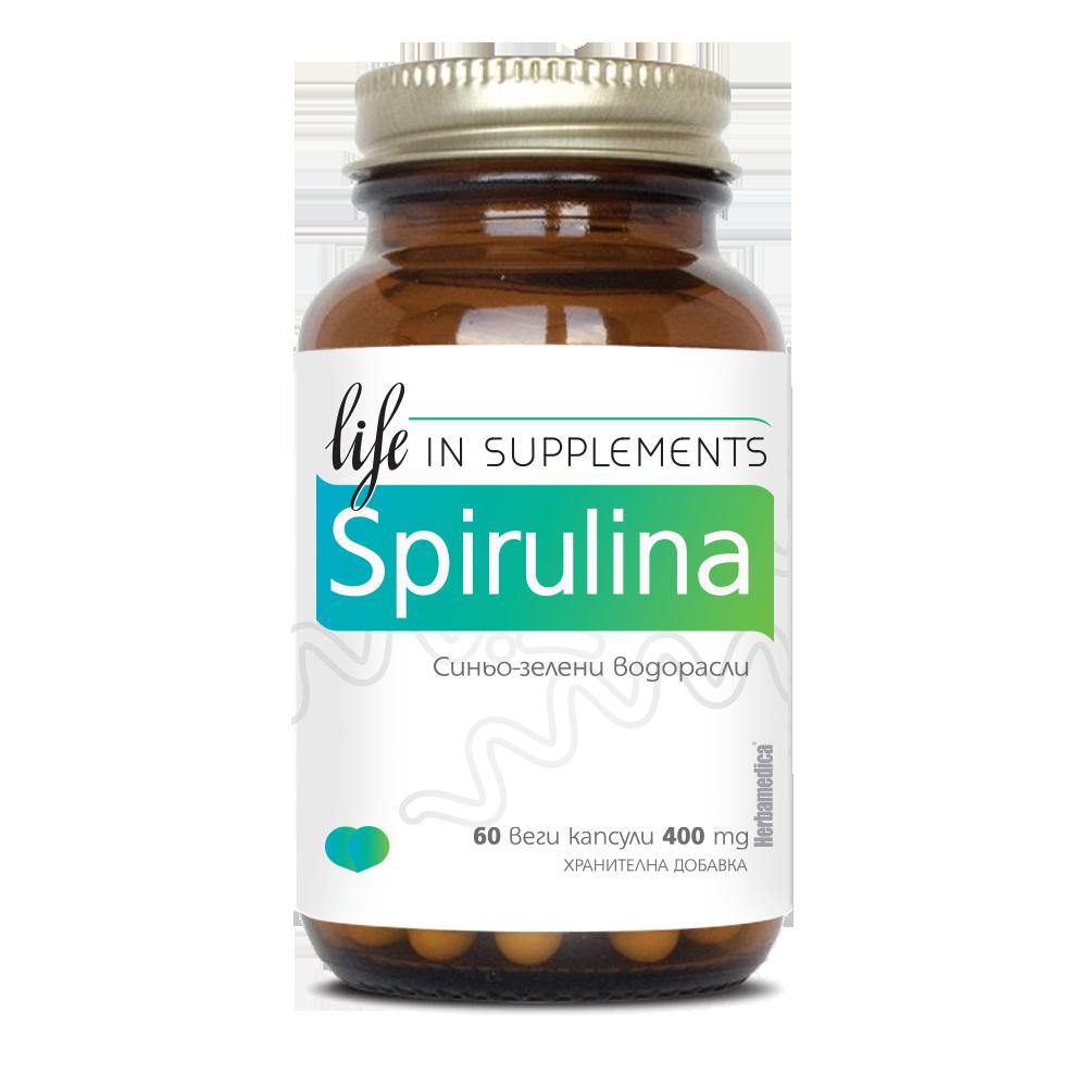Spirulina / Спирулина