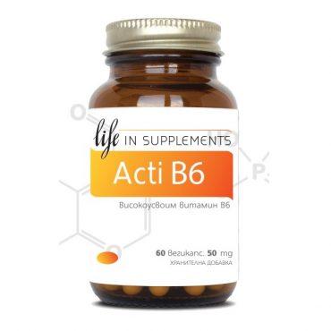 Acti B6 / Акти Б6