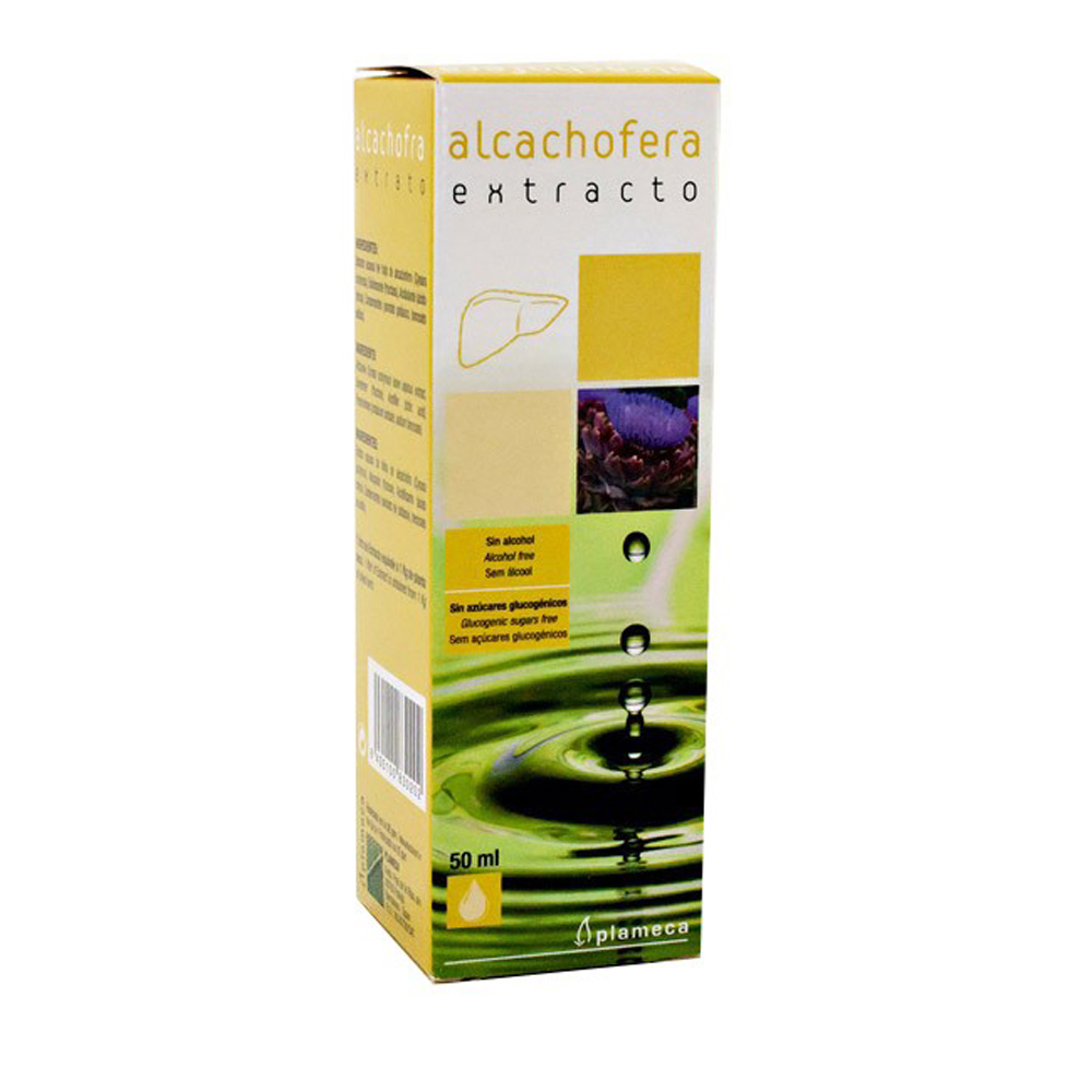 Alcachofera extracto