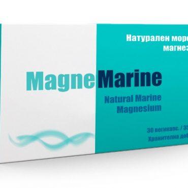 Магне Марин - натурален морски магнезии / Magne Marine