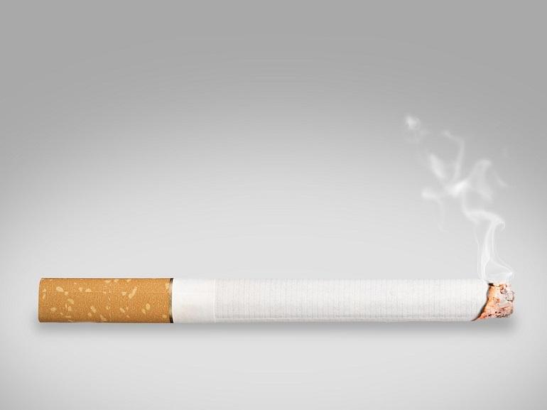Цигарите увеличават риска от развитие на катаракта.