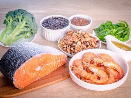 Омега киселини – незаменими за отлично здраве