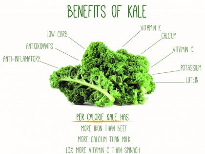 Кейл – Революция в зеленото хранене