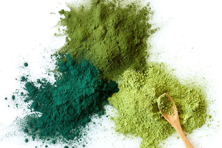 Spirulina-and-Chlorella