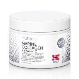 Морски колаген на прах с витамин Ц