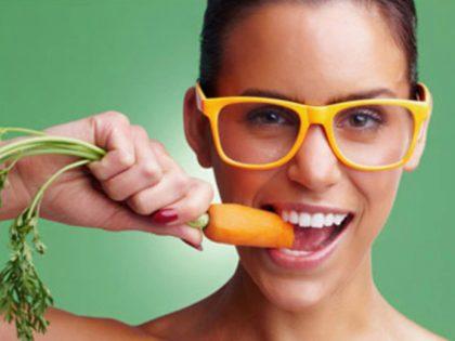 Девет достъпни храни за по-добро зрение и очно здраве